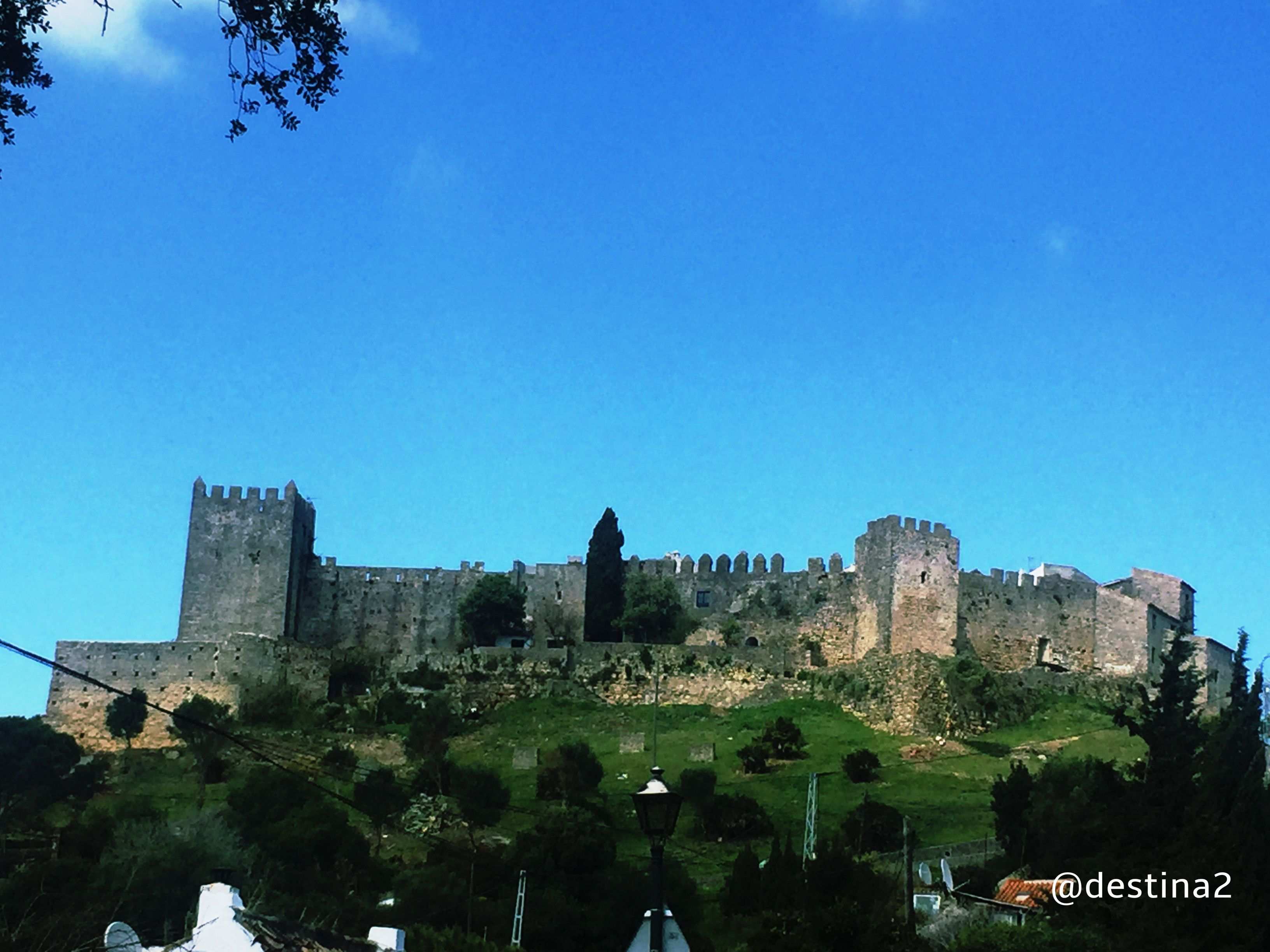 Castellar de la Frontera.- Castillo