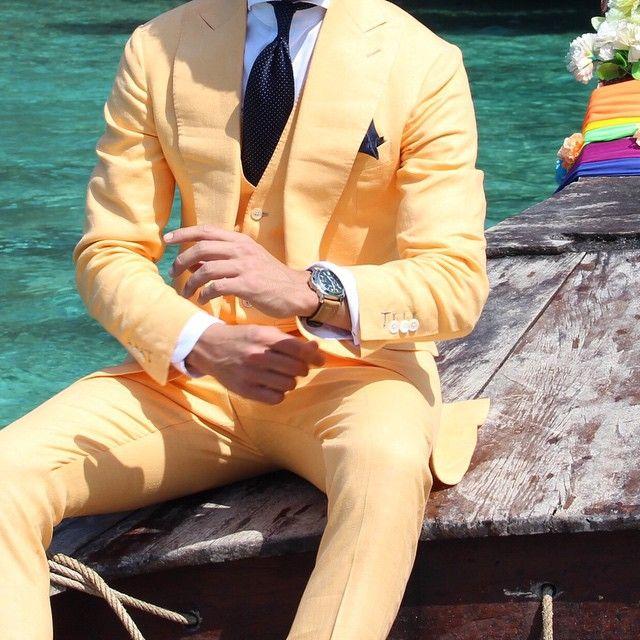 The Orange Suit