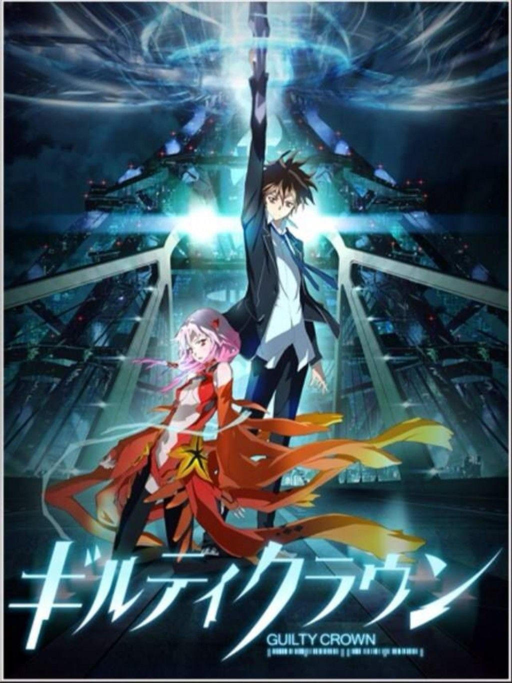 Anime Analysis & Review Guilty Crown (avec images