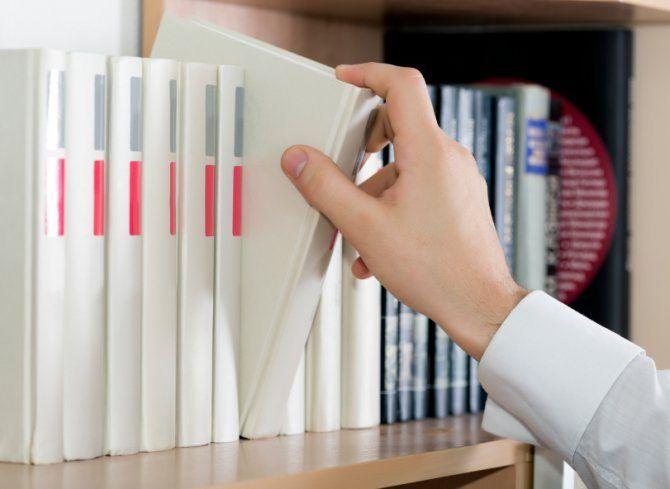 Cómo proteger los libros del paso del tiempo
