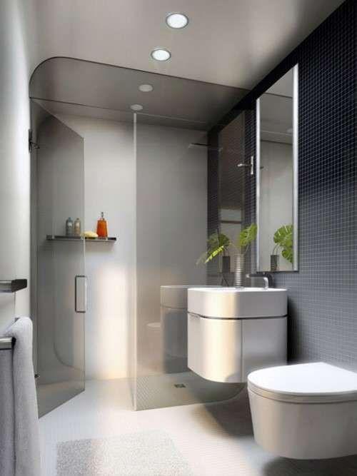 Arredo bagno per piccoli spazi foto 4 39 pourfemme bagno pinterest piccoli spazi - Arredo bagno piccoli spazi ...