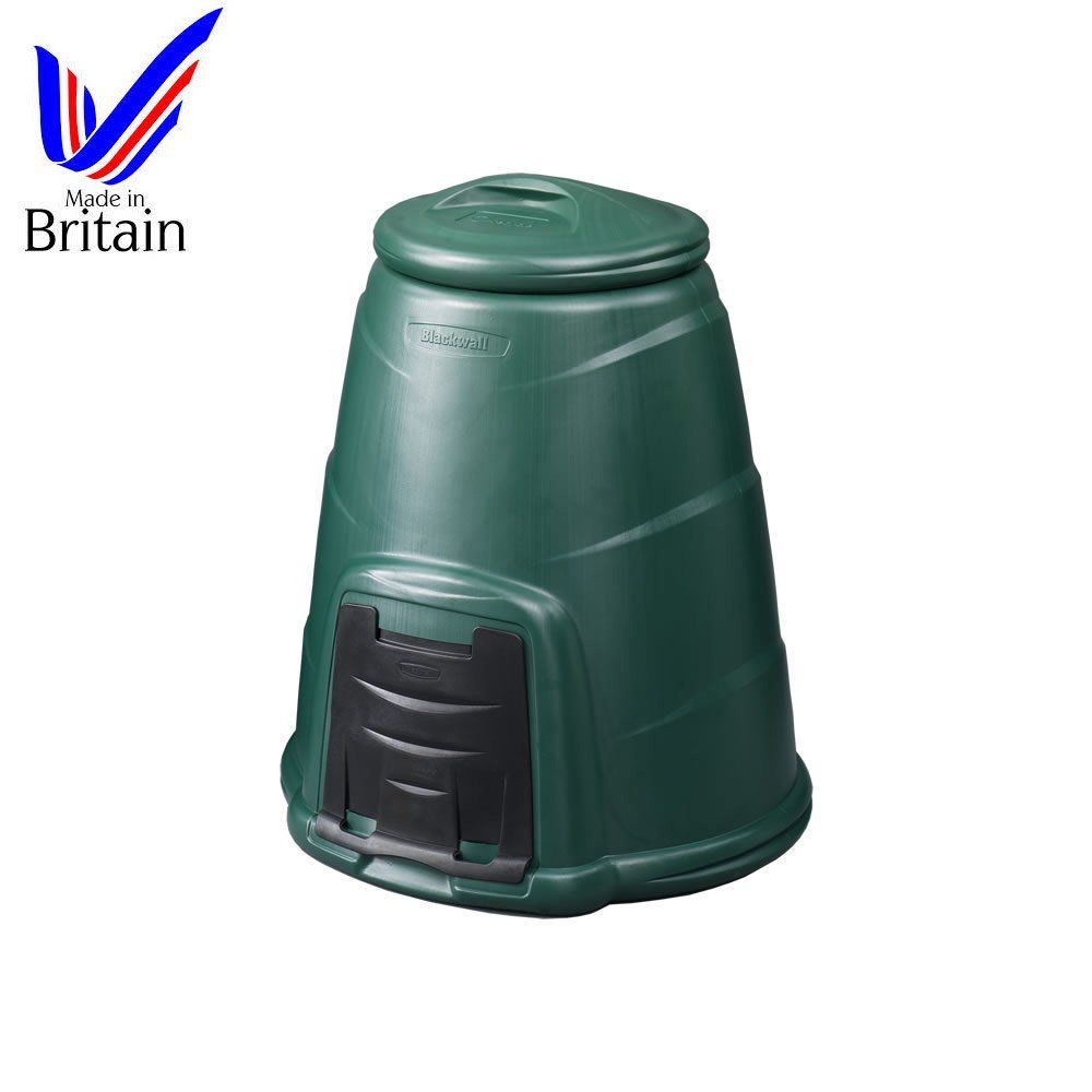 220l litre green garden waste composter compost bins composting recycling recycle bin amazonco