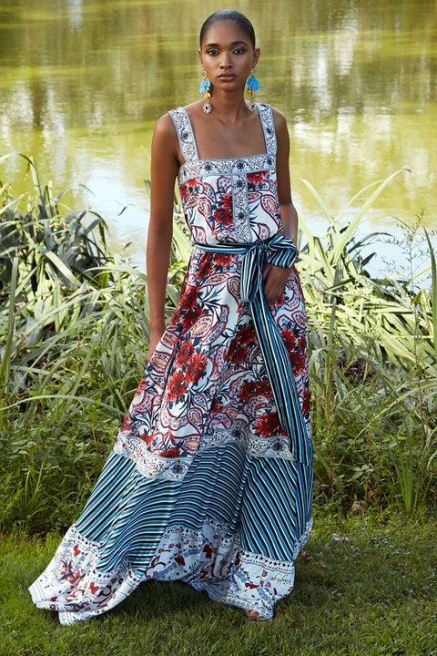 Badgley Mischka Spring 2021 Ready-to-Wear Collection