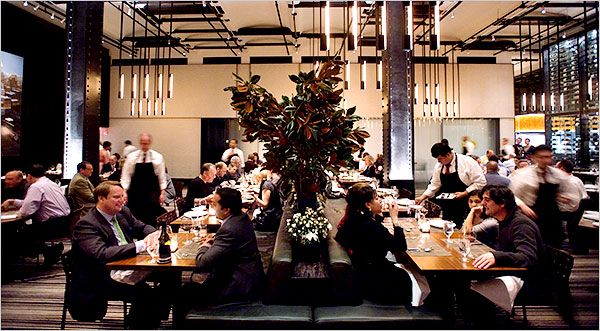Dining at Colicchio & Sons | Lunch menu, Pastries and Kale