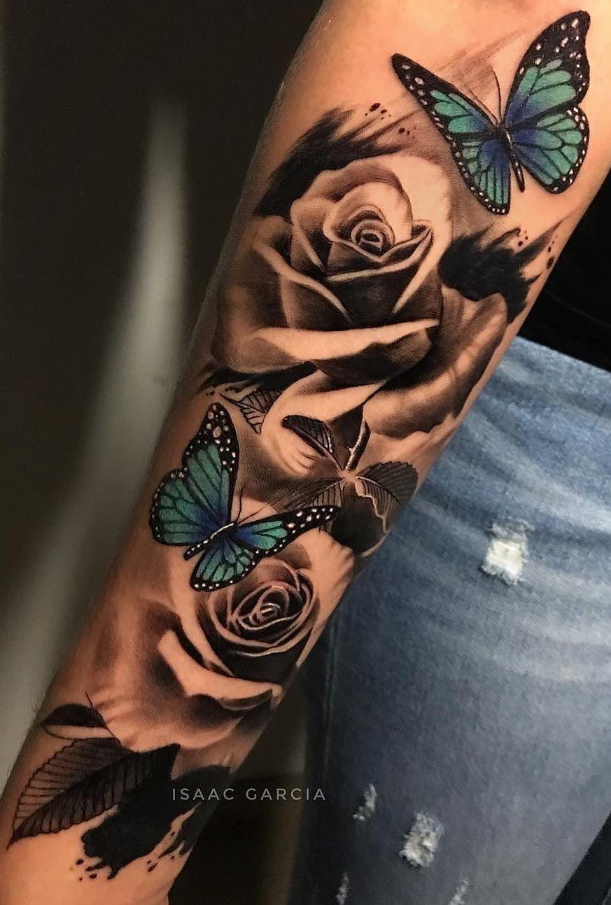 Tatuagens De Borboletas Confira As 40 Melhores Da Internet Com