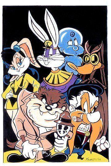 Watchmen Looney Tunes | Fondos de pantalla, Heroe, Pantalla