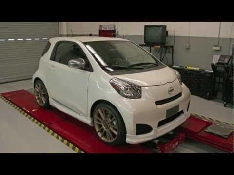 Five Axis Edition Scion Iq Install Video Scion Mini Cars Small Cars