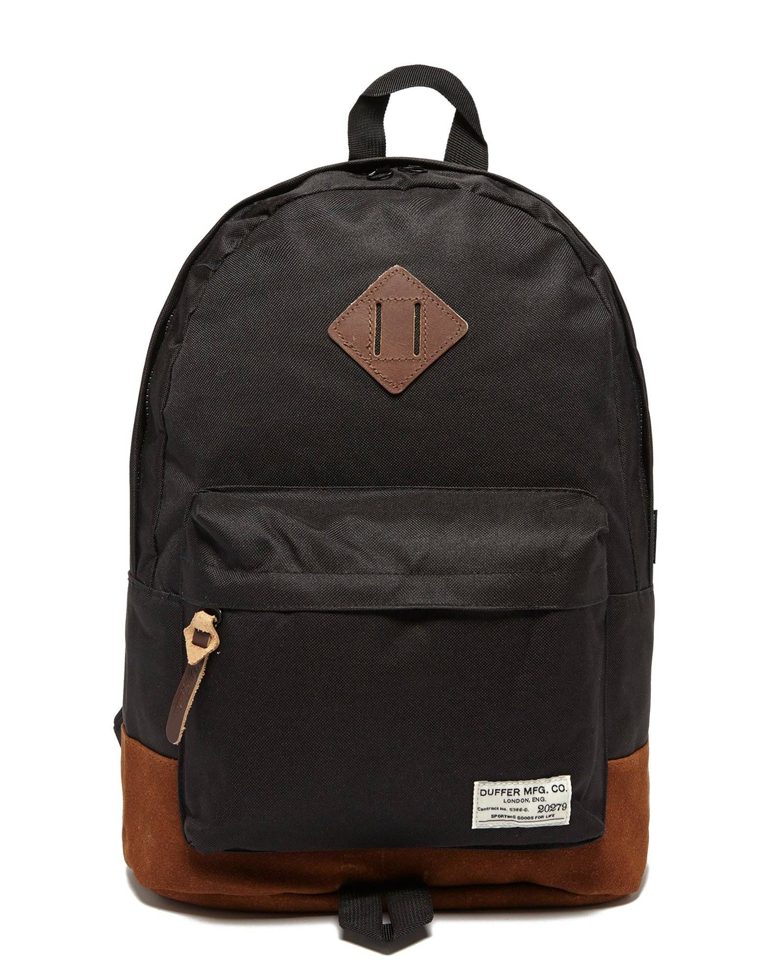760bc26a53cd Duffer of St George Oakwood Backpack - Shoppa Duffer of St George Oakwood  Backpack online hos JD Sports