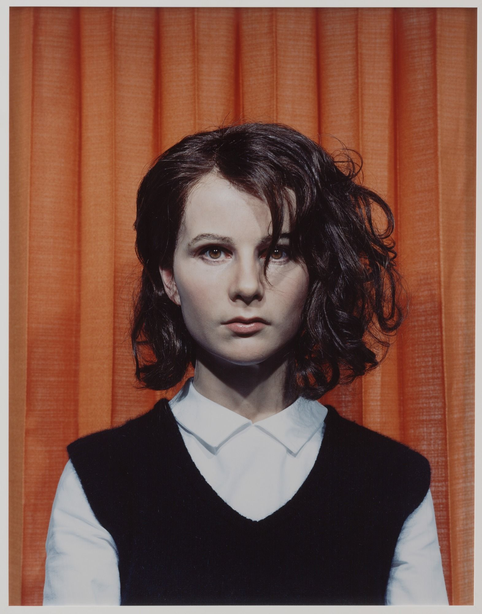 Gillian Wearing Self Portrait At 17 Years Old 2003 Portrait Self Portrait Portrait Photography