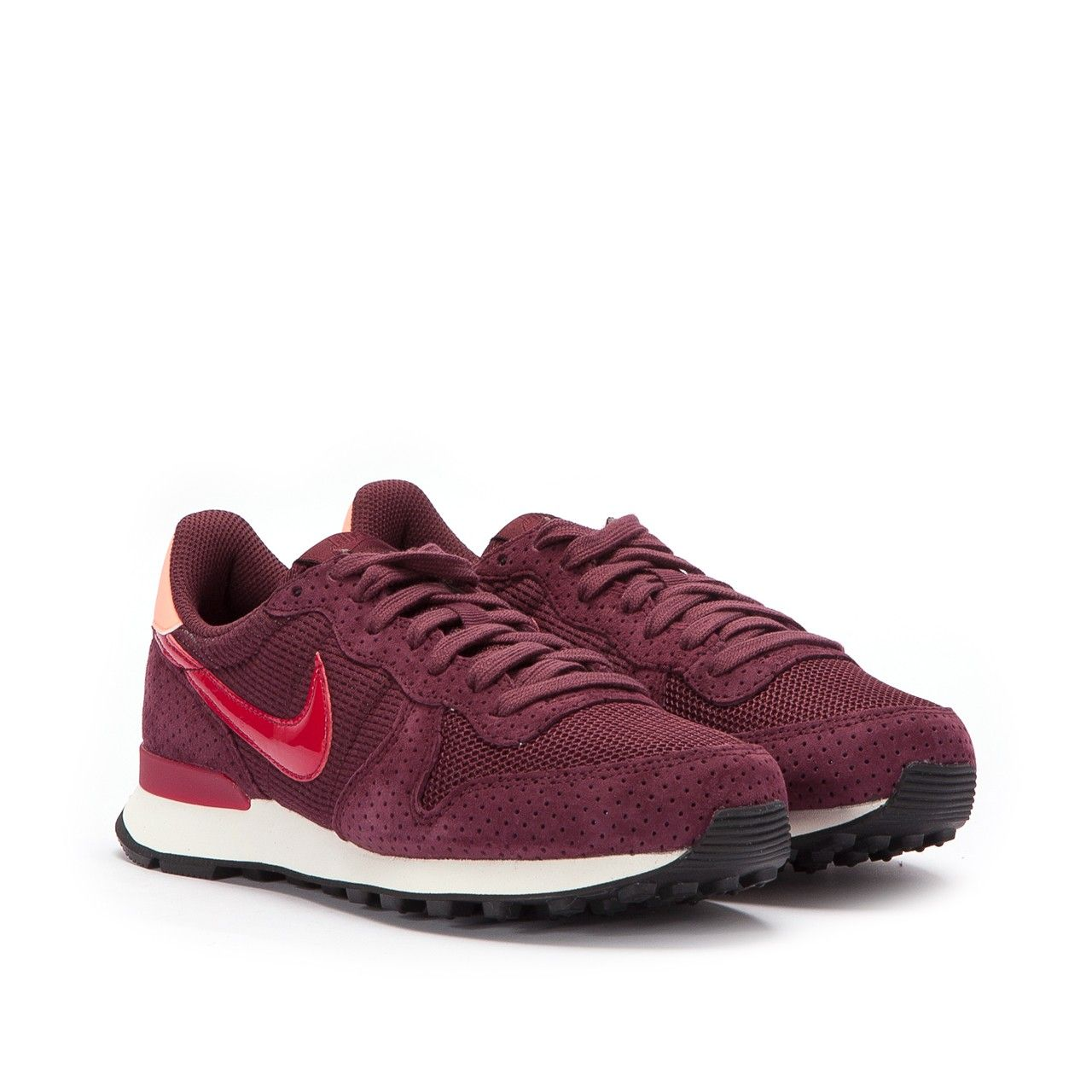 new arrivals 154b5 356b6 Nike WMNS Internationalist SE (Bordeaux  Rot)