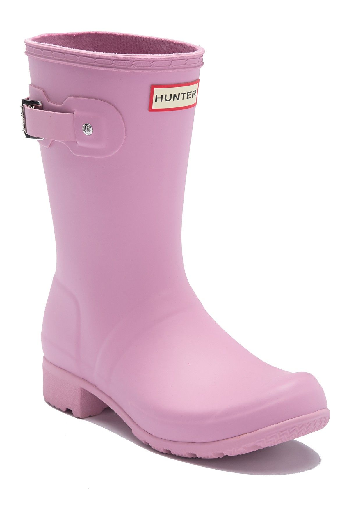 Hunter Original Tour Short Packable Rain Boot Women