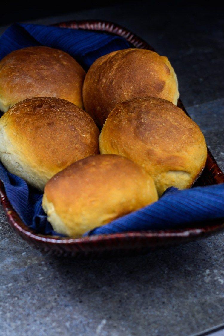 Ghana Sugar Bread Rolls