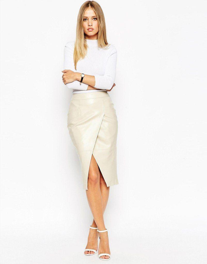 Кожаные юбки, кожаное платье (пошив из кожи)   ВКонтакте   кожа в ... 69c4de7e439