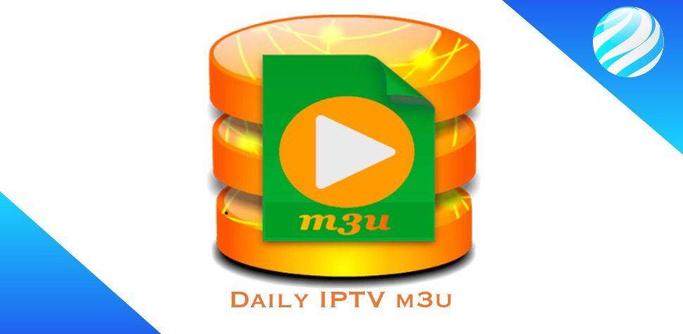 Daily IPTV m3u liste iptv da tutto il mondo., 2019