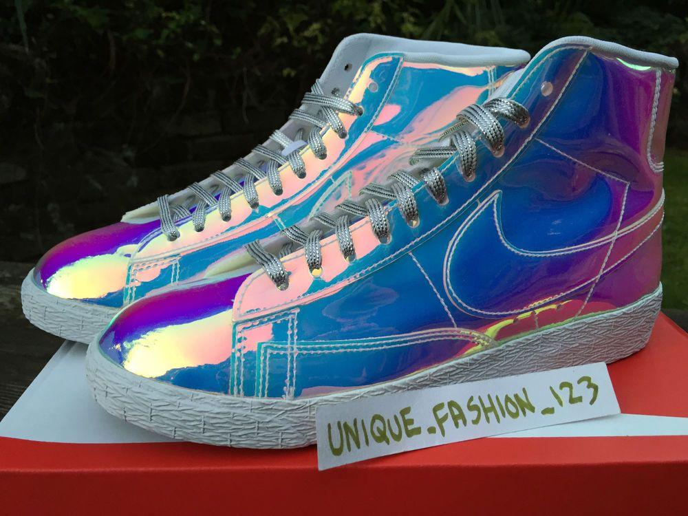 Nike Wmns Blazer Mid Irisé Ebay Uk