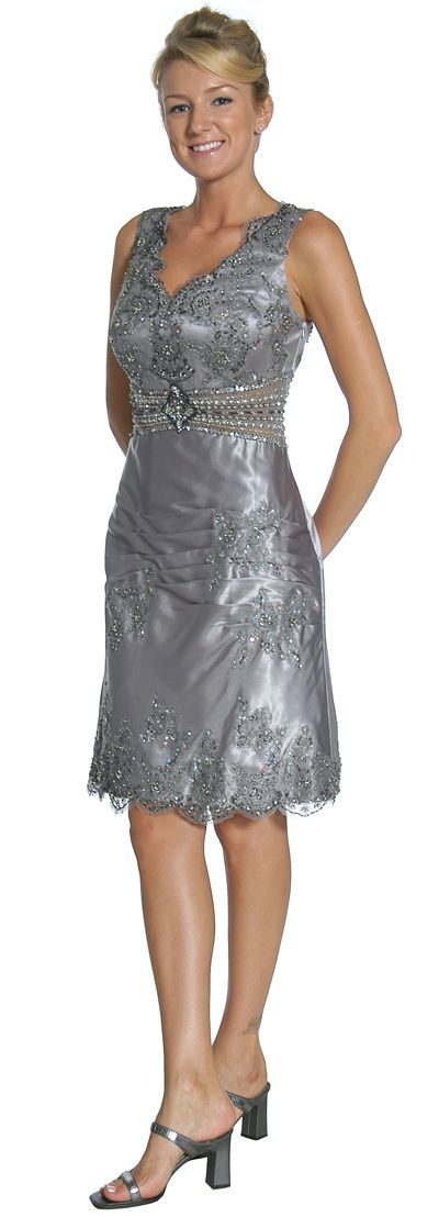 1000  images about Mother of bride dress on Pinterest  Silver ...