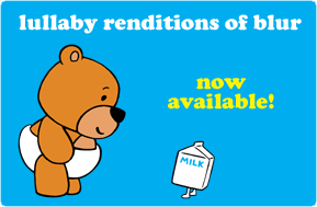 Rockabye Baby! - Booth: 223 - We transform rock music into sweet & soothing instrumentals, including lullaby renditions of The Beatles, Bob Marley, Muse and more. With over 1,000,000 units sold, our award-winning lullaby series is the brand of choice for music lovers worldwide. Have a listen – we will (gently) rock you to sleep.