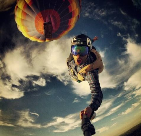 9 Skydiving Selfie Ahmedalkiremli Com Perspective Photos Gopro Action Photography