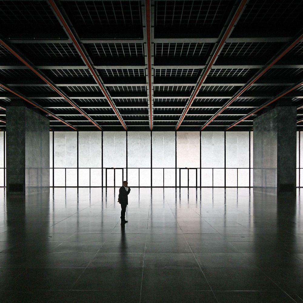 neue nationalgalerie Berlin (Mies Van der Rohe) | Arq Mies ...