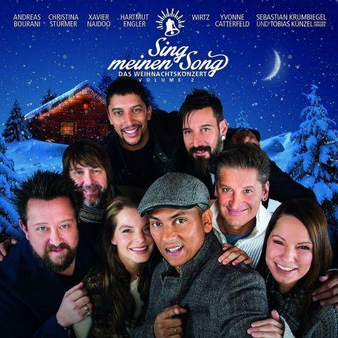 Sing Meinen Song Das Weihnachtskonzert Vol 2 Sing Meinen Song Weihnachtskonzert Gesang