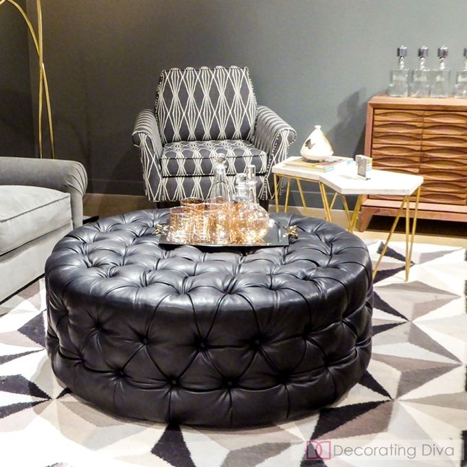25 Fabulously Chic Benches Stools Ottomans You Ll Love