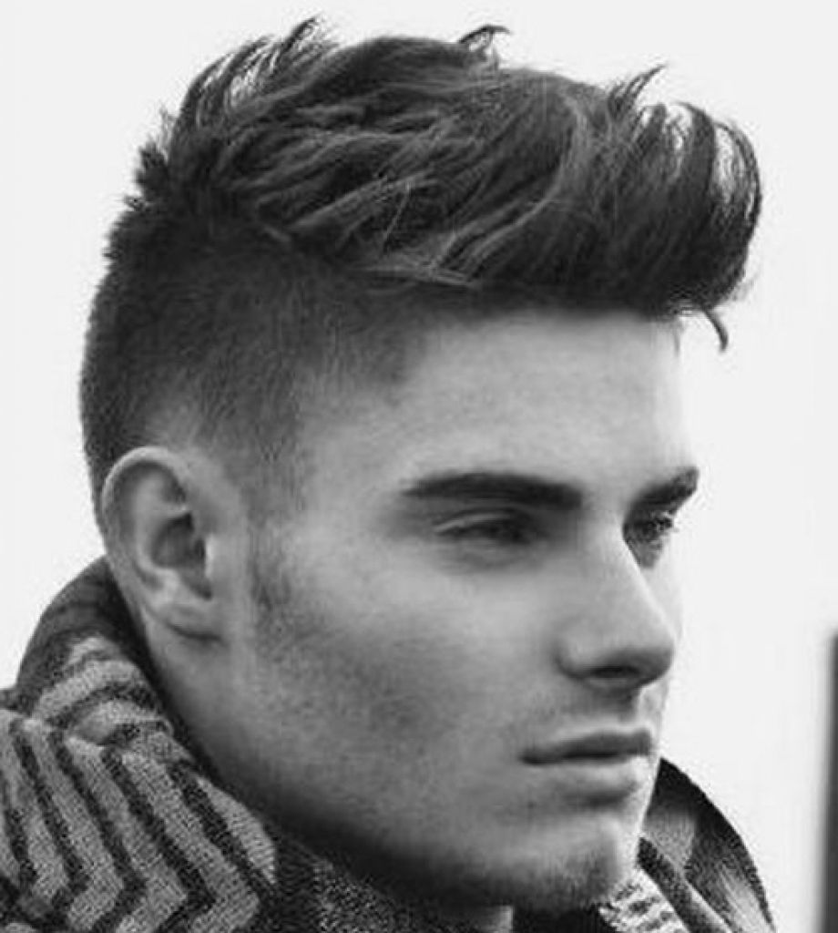 mens haircuts long on top short on sides haircut long on top short