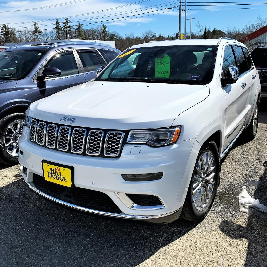 2017 Jeep Grand Cherokee Summit See More Details Bit Ly