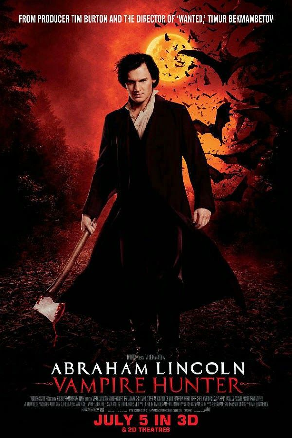 abraham lincoln the vampire hunter full movie online free