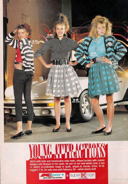 c0129b769daf Glossy Sheen  80 s K-Mart Ads