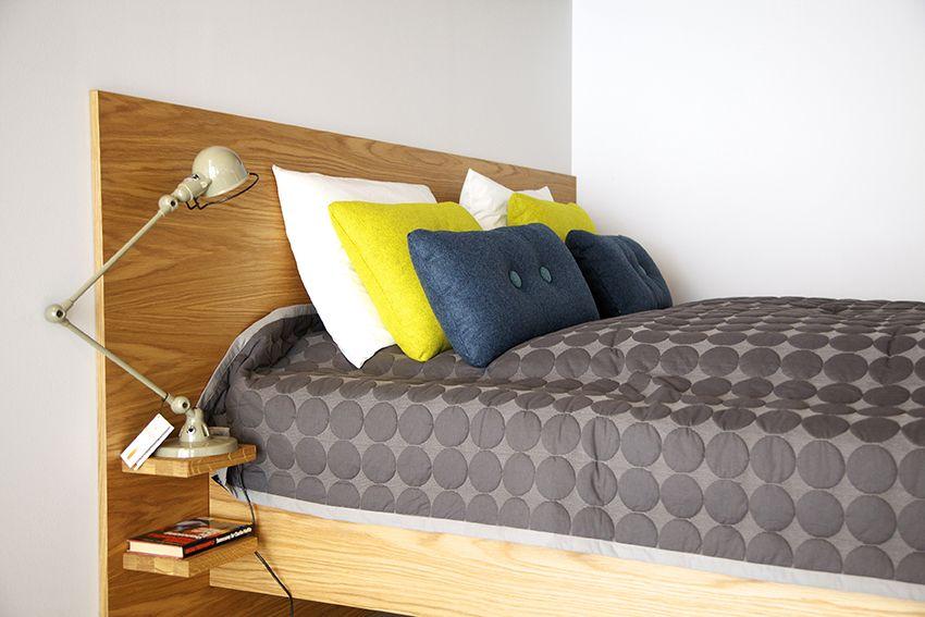 Hamran + Plassbygget seng www.hamran.no