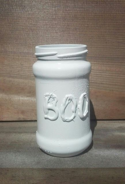 How to make a Boo Jar