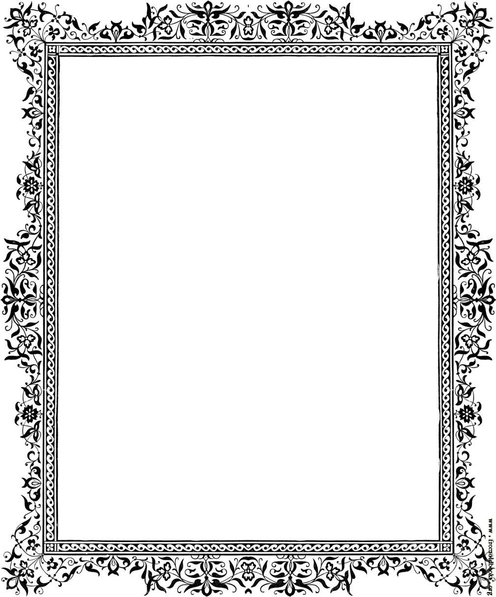 Image of Clipart Border Design | border corner | Pinterest ...