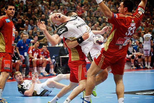 Handball Champions League Final Four