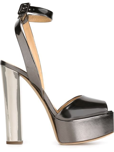 8cb80f45a6be Shop Giuseppe Zanotti Design platform sandals in Luisa World from the  world s best independent boutiques at farfetch.com. Shop 300 boutiques at  one…