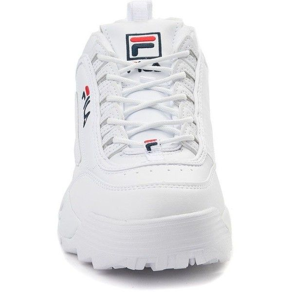 Womens Fila Sport Disruptor II Athletic Shoe ( 99) ❤ liked on Polyvore  featuring shoes 93cfc489fe