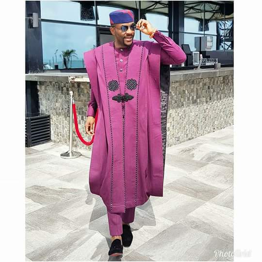 The Difference Between A Tailor And A Designer Celebrities Nigeria With Images Nigerian Men Fashion Agbada Styles African Men Fashion