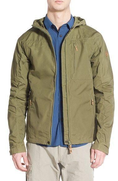 Fjallraven 'Sten' Hooded Jacket
