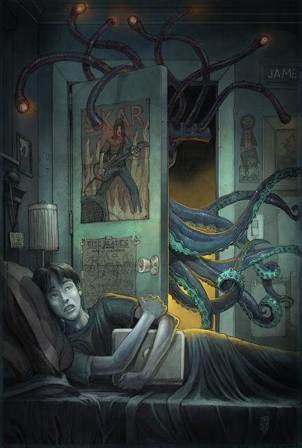 Narradores de Sueños: Trollhunters de Guillermo del Toro y Daniel Kraus (Puck).