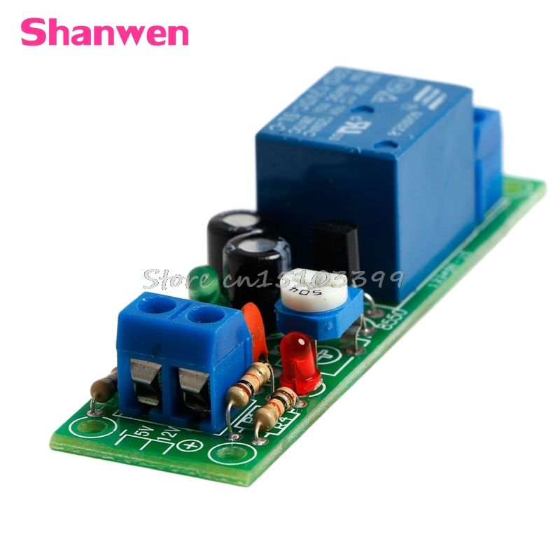 12v 0 60 Seconds Timer Switch Jk02b Dc Adjustable Delay Input Relay Module G205m Best Quality Affiliate Timer Relay Usb Flash Drive
