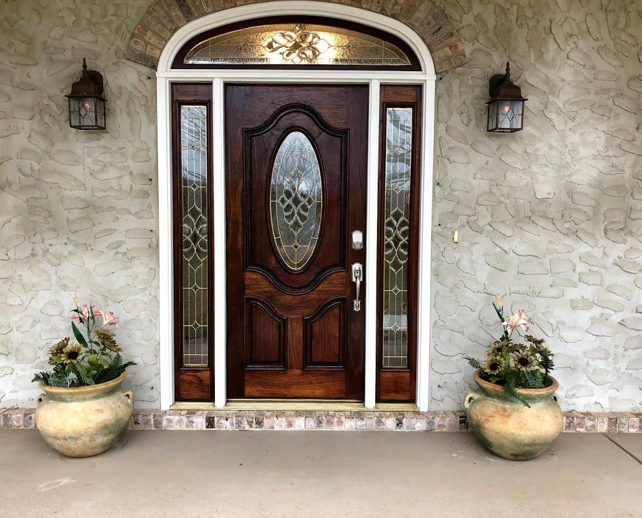 A Complete Guide To Refinishing A Wood Front Door Wood Front