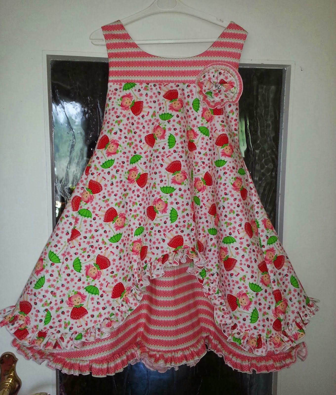 Kleid emma schnitt