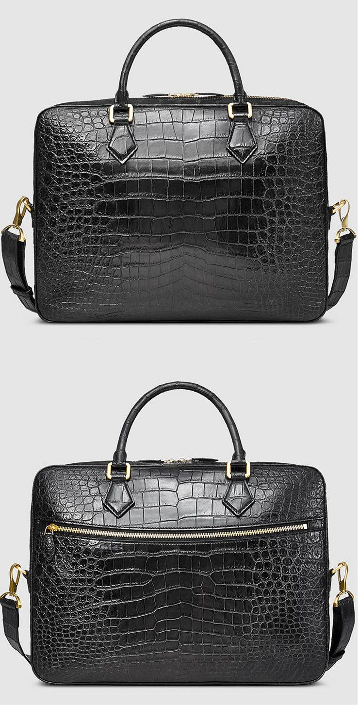 877fda4f1f Crocodile Briefcase