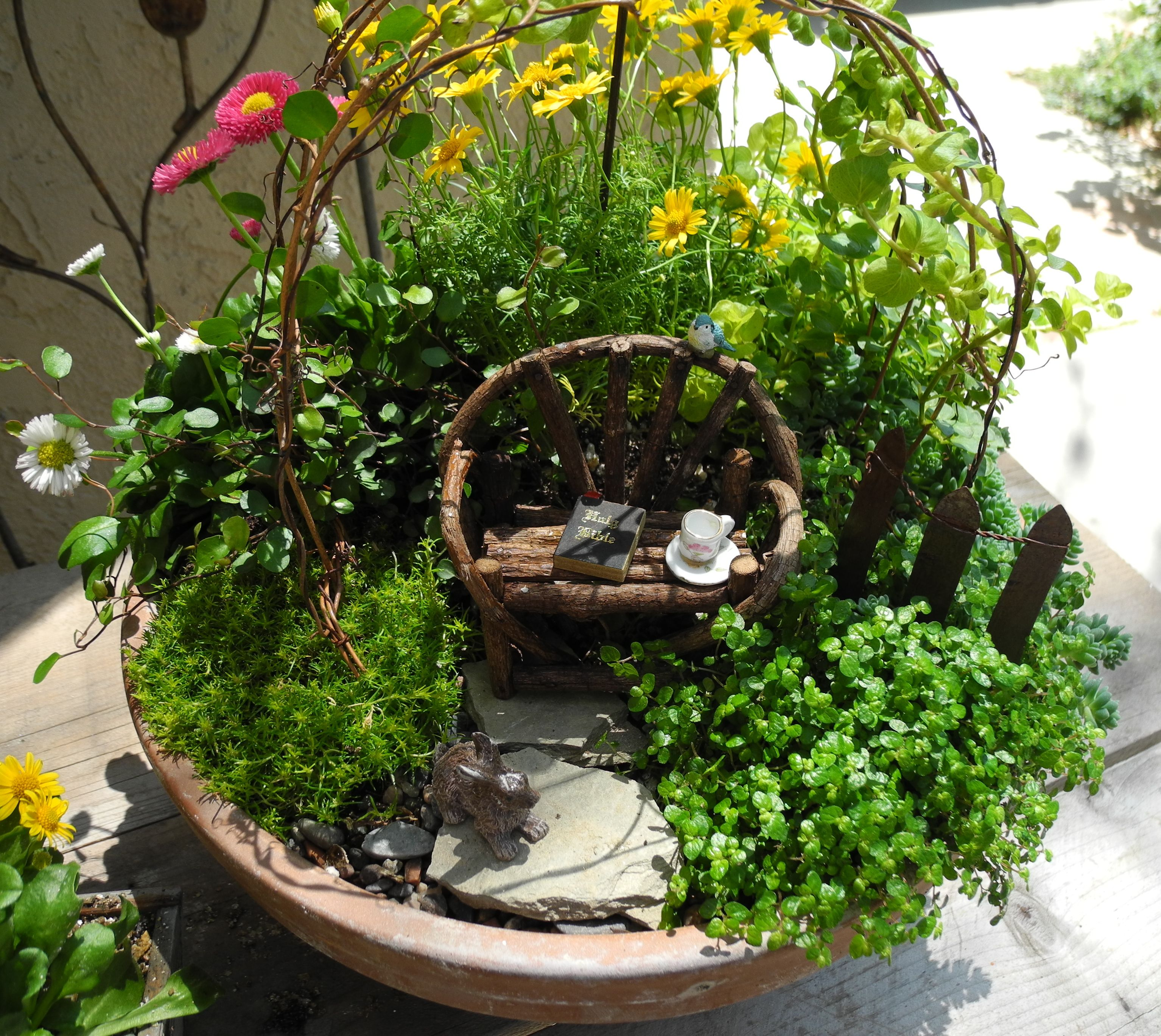 sweet little garden for your soul.