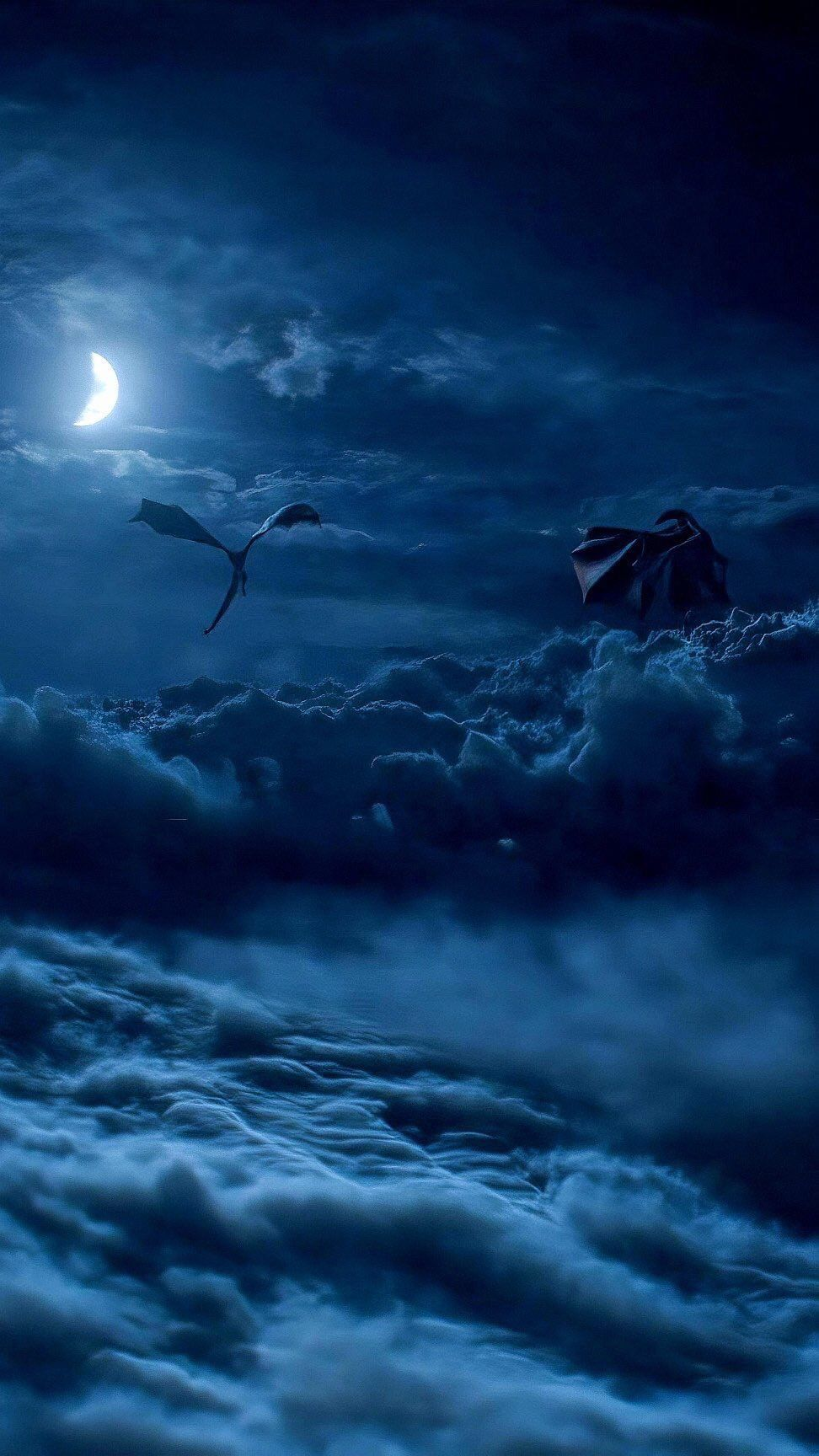 Dragons In The Moonlight Episode 3 Season 8 Game Of Thrones Drogon Game Of Thrones Game Of Thrones Poster Game Of Thrones Art