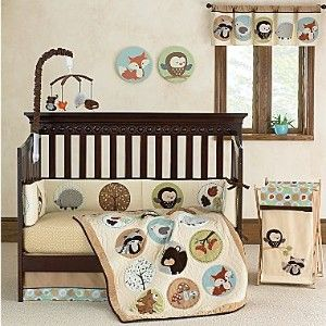 Carter S Forest Friends Bedding And Accessories This Is The I Have For