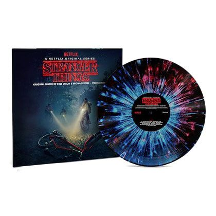 Stranger Things Deluxe Edition Vinyl Volume 2 Consists Of Two Audiophile Stranger Things Soundtrack Vinyl Stranger Things Funko Pop Stranger Things Merchandise
