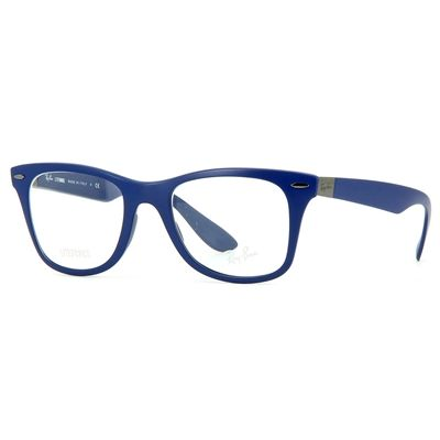 Óculos de Grau Ray Ban Unissex Liteforce Acetato Azul - RX70345439 ... 4e6b424af2