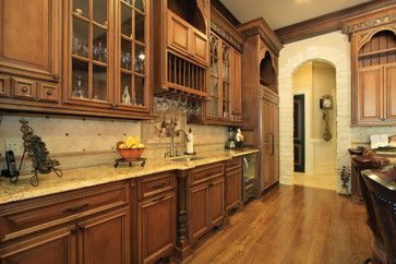 Ordinaire High End Kitchen Design Traditional Kitchen #1