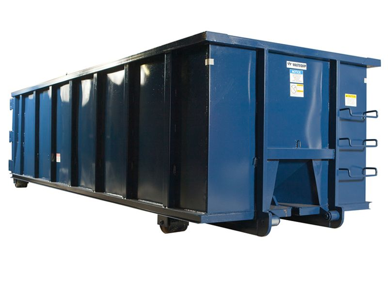 Renting A Roll Off Waste Solutions Roll Off Dumpster Locker Storage