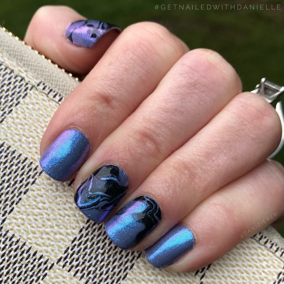 Pin by Michelle Kain on Color Street | Halloween nail art ...